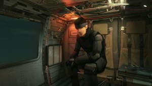 It's a Metal Gear game, that's for sure.