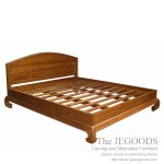 Curve Diamond Bed