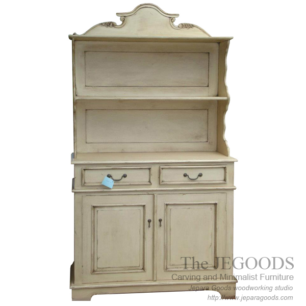 Beau Monique French Cabinet Shabby Chic