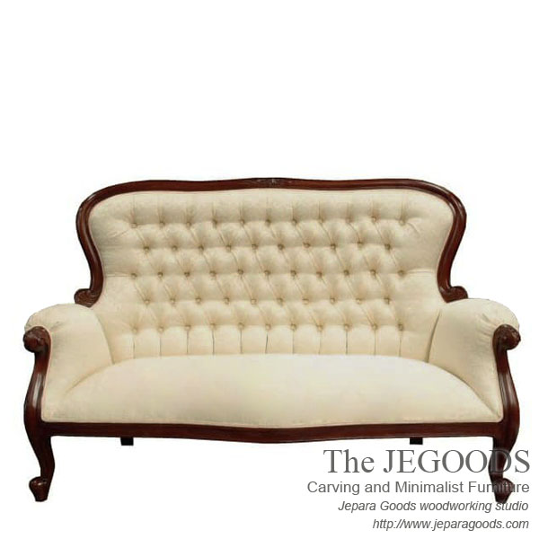Grandfather Louis Sofa Seat