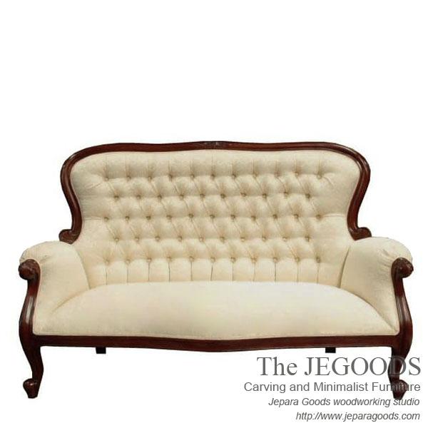 Grandfather Louis Sofa Seat