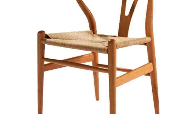 Replica Of Wishbone Hans Wegner Chair Kursi Cafe Hans