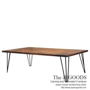 Hairpin Rustic Coffee Table