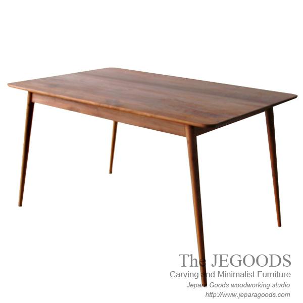 Skandina Lurus Dining Table