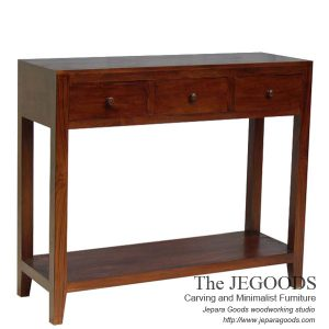 Putra Jati Console Table 3 Drawers