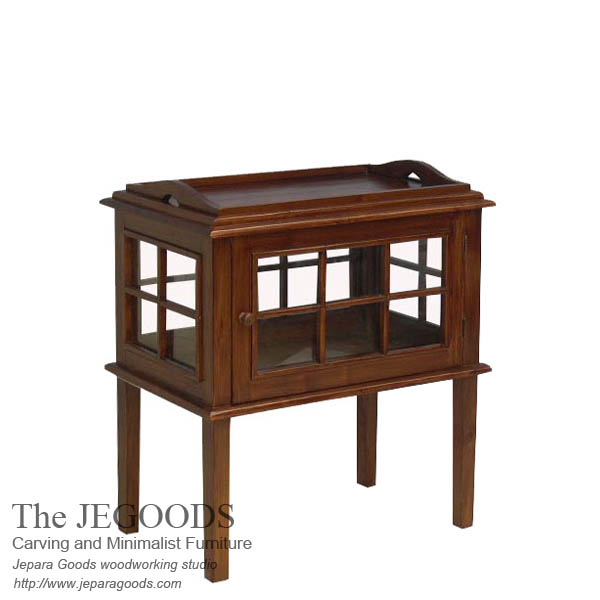 Serving Tray End Table