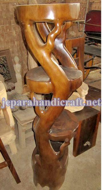 Jual Furniture Antik Rak Batu Susun Murah