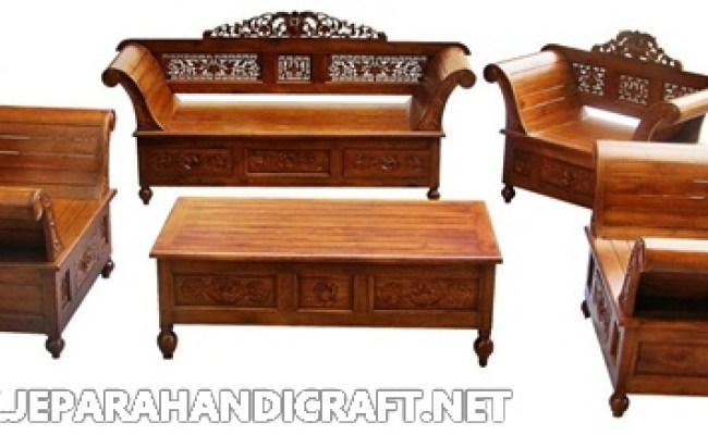 Jual Furniture Kursi Tamu Jati Madura Harga Murah