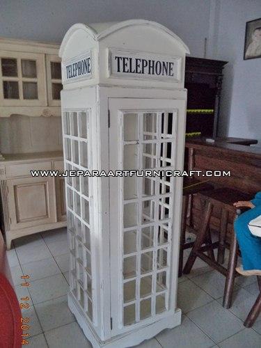 Terbaru Lemari Hias Minimalis Telepon Inggris Harga Murah