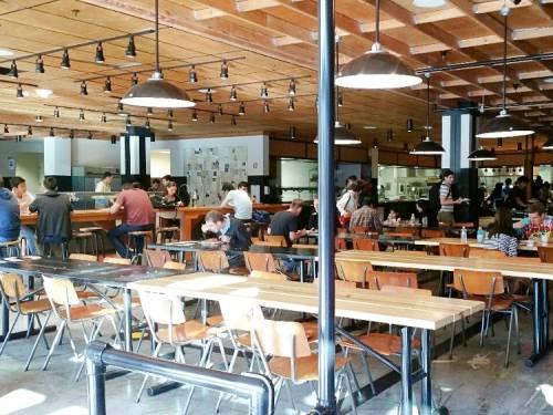 7 Inspirasi Kantin Cafe Kantor Perusahaan Terbaik Di Dunia