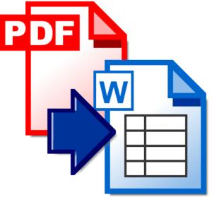Cara Convert PDF Ke Word Tanpa Aplikasi