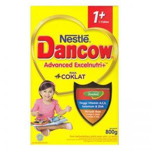 Manfaat Dan Khasiat Susu Dancow 1+ Untuk Kesehatan Anak