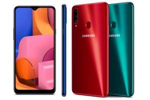 Spesifikasi dan Harga Samsung Galaxy A20S