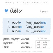 oublier