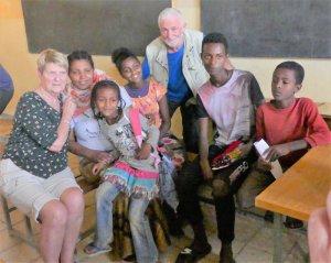 Association SOLAÉ : rencontrer les parrainés et découvrir l'Ethiopie