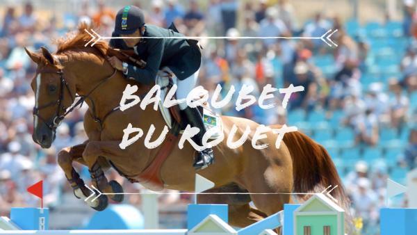 {Portrait} Baloubet du Rouet