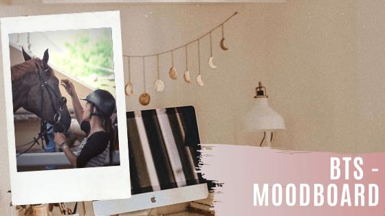 | BTS | Moodboard