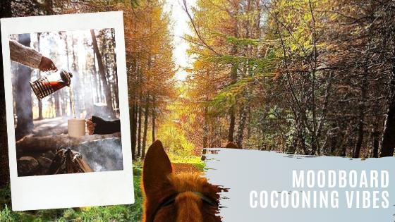 | MOODBOARD | Cocooning mood