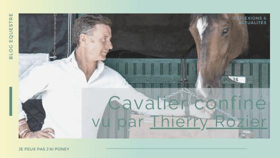 HS | CAVALIER CONFINE vu par… Thierry Rozier