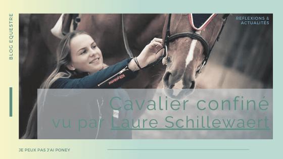 HS | CAVALIER CONFINE vu par… Laure Schillewaert