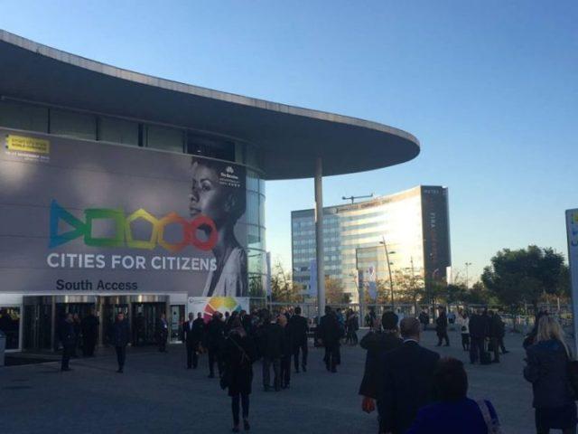 Edição da SCE em Barcelona no ano passado recebeu mais de 16 mil visitantes de 126 países. Foto: Reprodução/Facebook