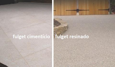 piso fulget cimentício ou resinado - masterplate