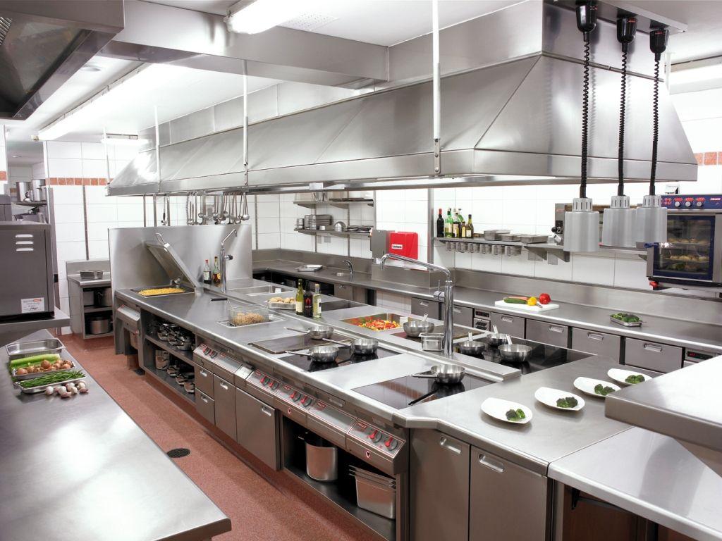 Projeto de Cozinha Industrial para Vigilância Sanitária