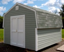 Gambrel Roof Shed