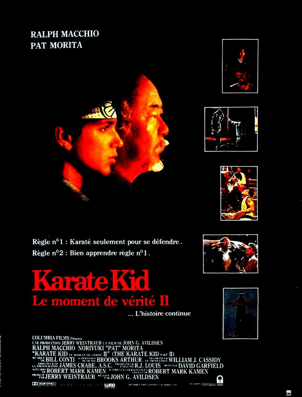 Film Mettant En Scène Maître Miyagi : mettant, scène, maître, miyagi, Karate, Moment, Vérité:, Retour, Sources, Miyagi