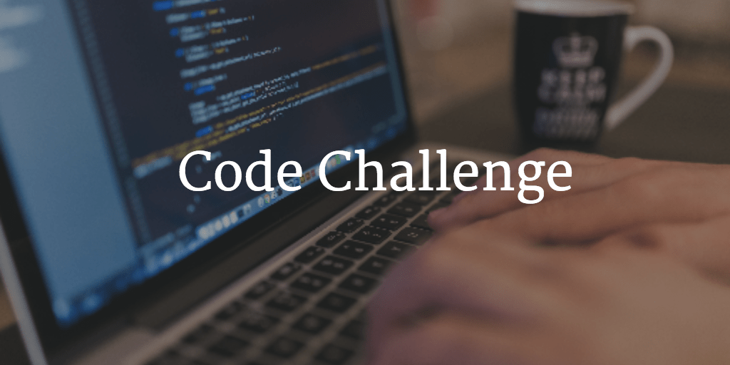 Code Challenge Archives - Jeremey DuVall