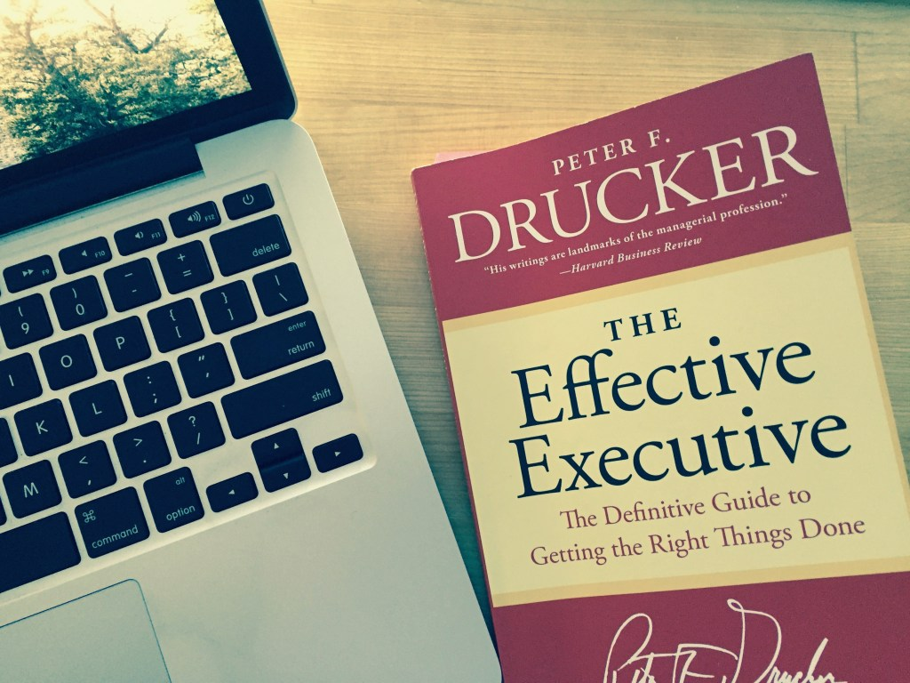 Drucker on an Effective Decision Process