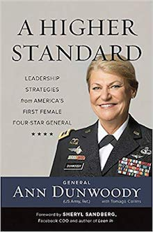 Book cover of A Higher Standard by Ann Dunwoody