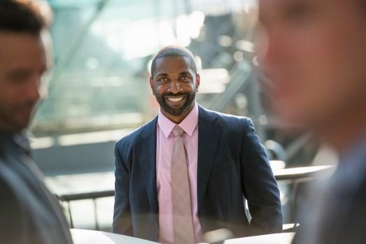 jeremiah jahi - Office suit #1