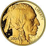 American Buffalo coin