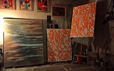 JEREMIE FRANCBLUM's Studio (January 2017)