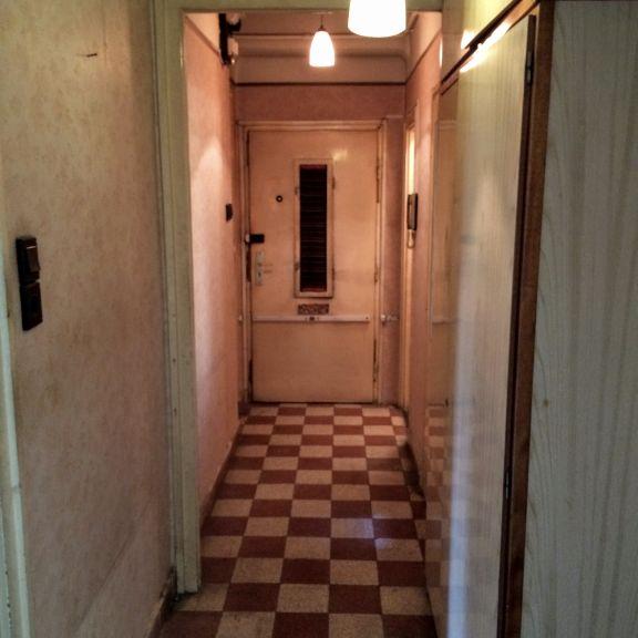 Entrance and corridor