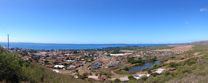 View over Waimea
