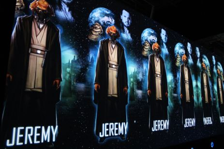 Lots of Jedis