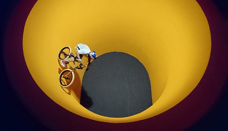 Kaleidoscope — Red Bull reinvents the BMX video