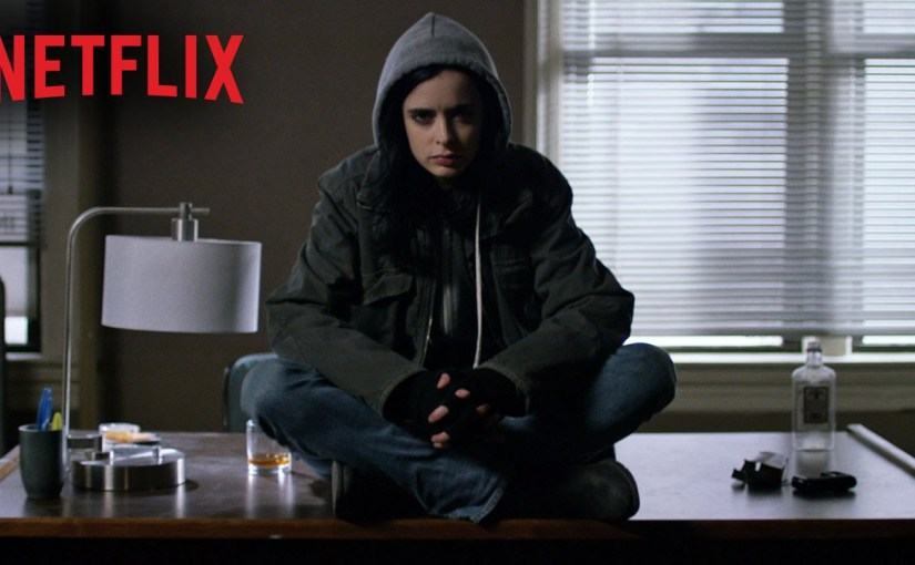 Marvel's Jessica Jones — another Marvel show on Netflix