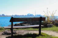 Sit down and enjoy the view - Toronto