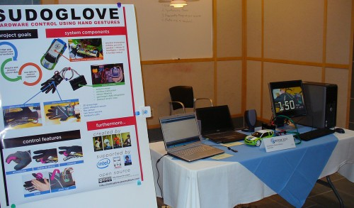 Our Exhibit at Boom