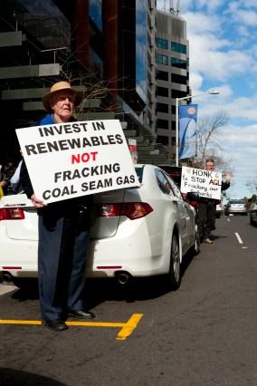 Renewable not CSG