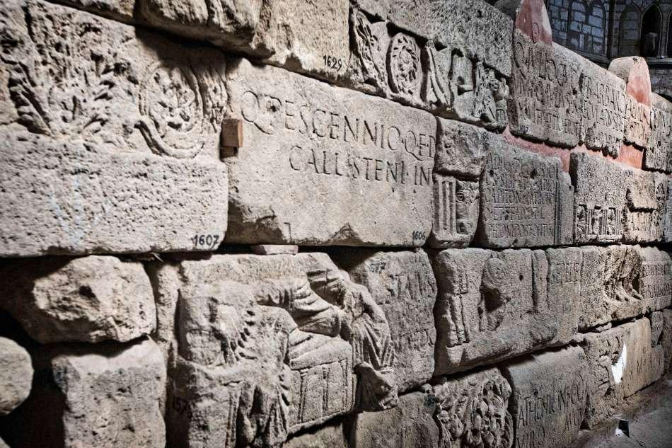 Europas legendäre Strassen-auf den Spuren der Römer