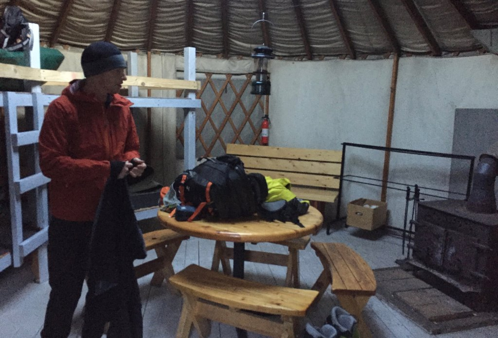 Uintah Ridge Yurt