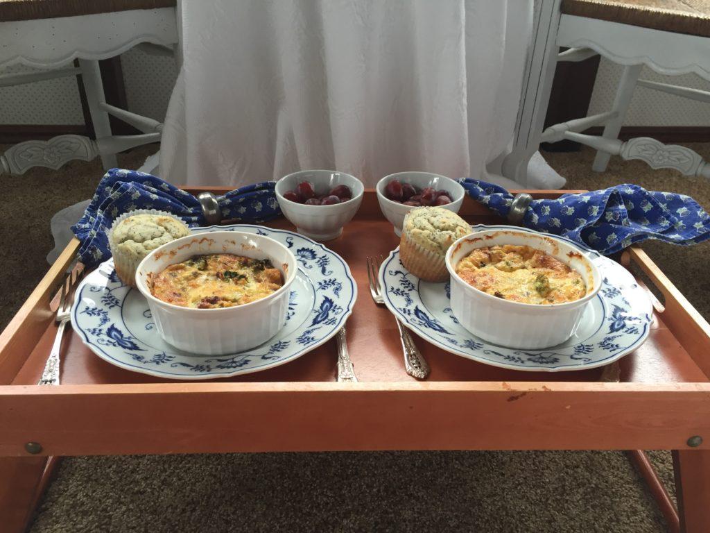 Bettilou Inn Breakfast