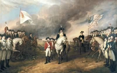 US Victory at Yorktown