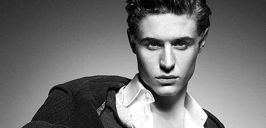Max Irons in Hola Magazine - photo by Francesco Carrozzini