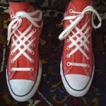 Leadership: Up to your shoe laces