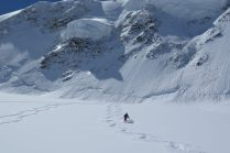 Raid a ski Mont Rose Jeremy Janody